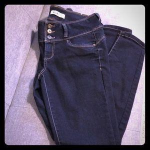 Blue spice denim jeans